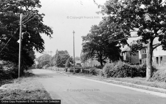 Photo of Partridge Green, Church Road c.1950