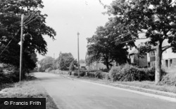Partridge Green, Church Road c.1950