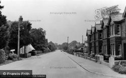 High Street c.1950, Partridge Green