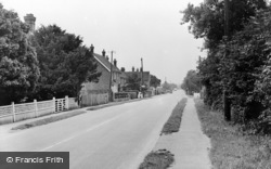 Partridge Green, High Street c.1950