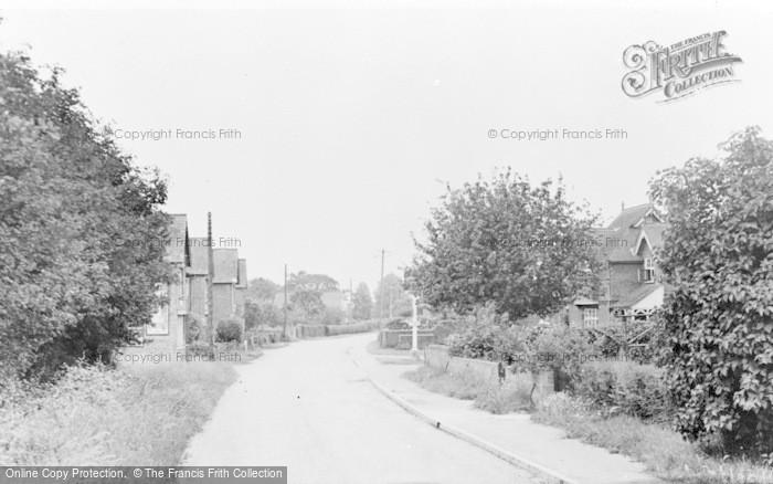 Photo of Partridge Green, Littleworth c.1950
