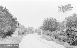 Partridge Green, Littleworth c.1950