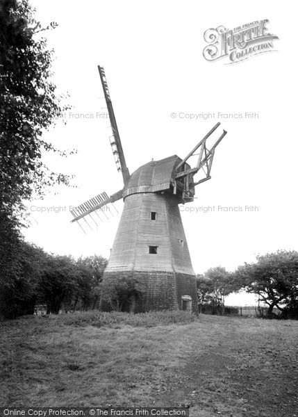Partridge Green,the Mill c1950,Sussex
