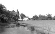 Example photo of Passingford Bridge