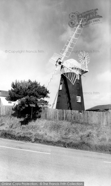 Photo of Paston, The Mill c.1965