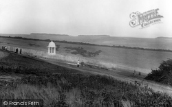 Patcham, The Chatri Monument 1921