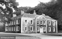 Patcham, Youth Hostel c.1960