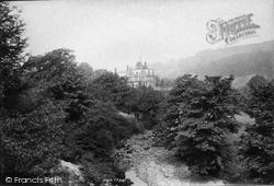 Pateley Bridge, Castlestead 1893