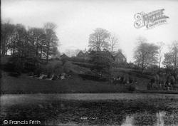 Pateley Bridge, Eagle Hall 1895