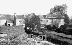 Pateley Bridge, Gouthwaite Hall 1895