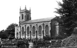 Pateley Bridge, St Cuthbert's Church 1893