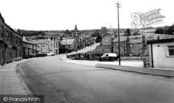 Pateley Bridge, Station Square c.1955