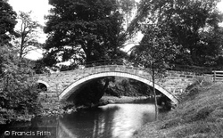 Pateley Bridge, Wath Bridge 1893