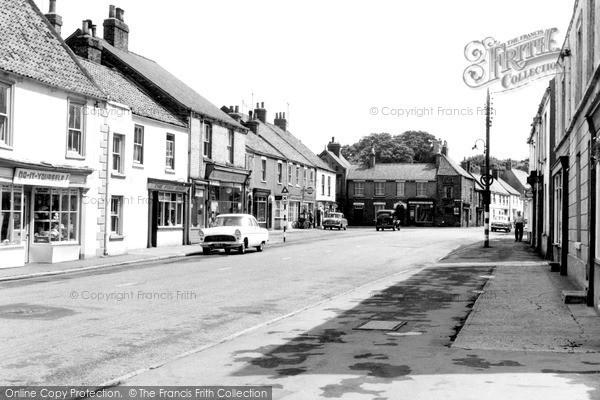 Patrington, Market Place c1960