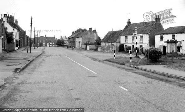 Patrington, Westgate c1955