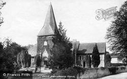Patrixbourne, Church 1903