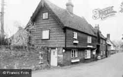 Patrixbourne, The Village c.1960