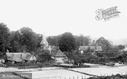 Patrixbourne, Village 1903