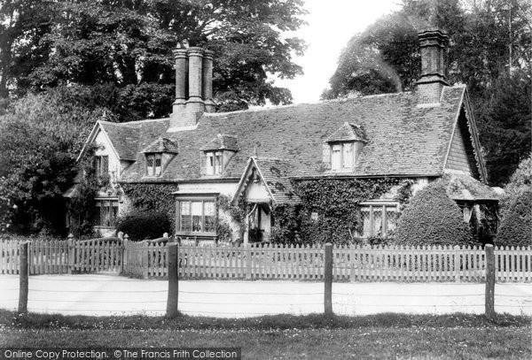 Patrixbourne, Cottages 1903