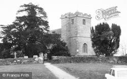 Pauntley, Church c.1960