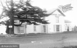 Pawlett, Manor Hotel c.1960