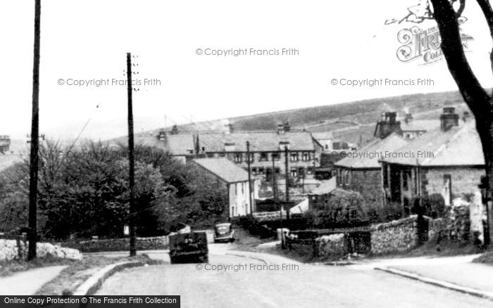Peak Dale, Upper End c1955