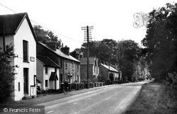 Pease Pottage, Brighton Road c.1950