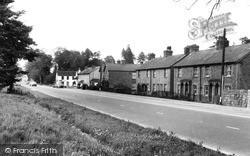 Pease Pottage, The Village c.1955