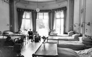Peas Pottage, Ward 3 Woodhurst Hospital c1950