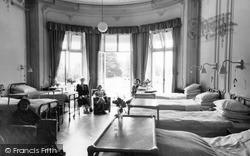 Pease Pottage, Ward 3, Woodhurst Hospital c.1950