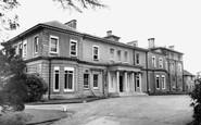 Peas Pottage, Woodhurst Hospital c1955