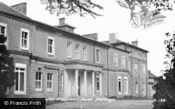 Pease Pottage, Woodhurst Hospital c.1955