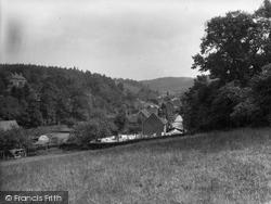 Peaslake, And Pinewoods 1936