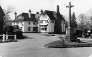 Peaslake, Village Centre c1955