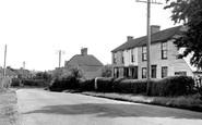 Peasmarsh, High Street c1955