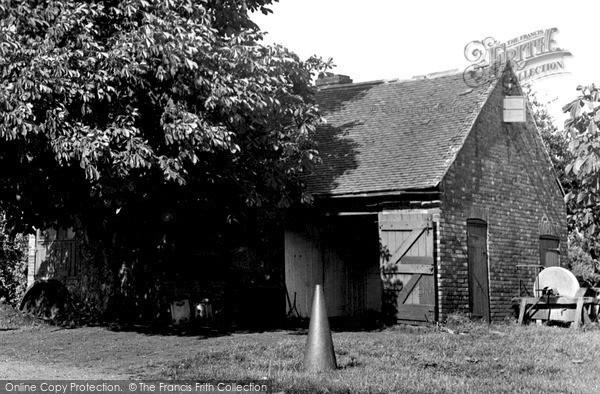 Peasmarsh, the Village Blacksmith c1955