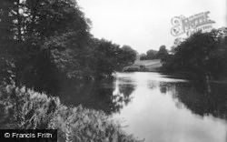 Peats Wood, Lake 1911