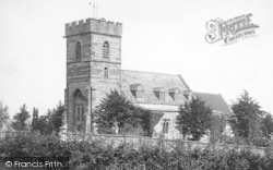 Pebworth, The Church 1901
