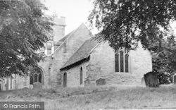 Pebworth, The Church c.1960