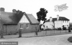 Pebworth, The First School c.1960