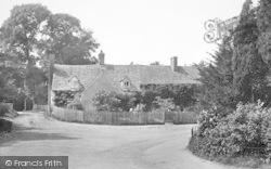 Pebworth, The Village 1901