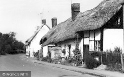 Pebworth, The Village c.1960