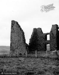 Peebles, Horsburgh Castle 1962