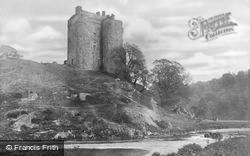 Peebles, Neidpath Castle c.1935