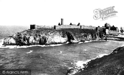 Peel, Castle 1893