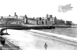 Peel, Castle 1903