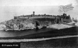 Peel, Castle c.1890