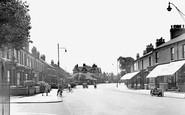 Peel Green, Liverpool Road c1955
