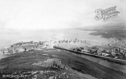 Peel, The Bay 1895