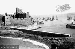 Peel, The Castle 1893